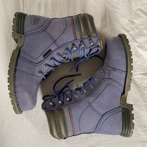 CAT Steel Toe Waterproof Boots